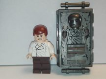 Lego Star Wars figura - Han Solo + Carbonite (sw714)