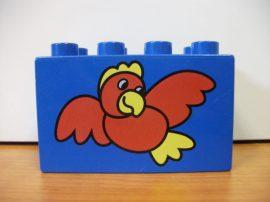 Lego Duplo képeskocka - madár