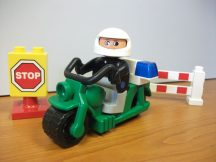Lego Duplo - Rendőrségi kerékpáros 2971