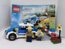 Lego City - Járőrkocsi 4436
