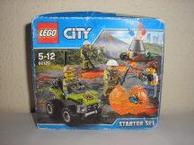 Lego City - Vulkánkutató kezdőkészlet 60120