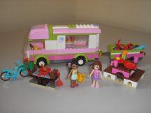 Lego Friends - Kalandos táborozás 3184 (katalógussal)