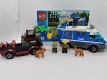 Lego City - Rendőrkutyás furgon 4441 (csak 2-es katalógussal)
