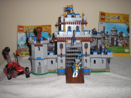 Lego Castle - Királyi kastély 70404