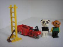 Lego Fabuland - Perry Panda & Chester Chimp 3628