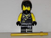Lego Ninjago Figura - Cole - Sleeveless (njo114)