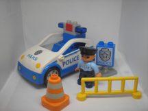 Lego Duplo - Rendőrjárőr 4963 (sziréna szól, de nem villog)