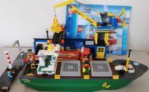 Lego City - Kikötő 4645 (katalógussal)
