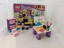 Lego Friends - Emma Tervezőirodája 3936 (katalógussal) (pici eltérés)