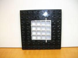 Lego Duplo vár Elem rács, börtön