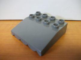 Lego Duplo szürke Tető (kicsi)