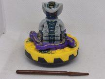 Lego figura Ninjago - Rattla (njo033) pörgentyűvel