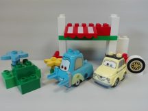 Lego Duplo Verdák - Luigi olasz étterme 5818