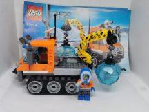 Lego City - Sarki Lánctalpas jármű 60033