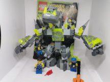 Lego Power Miners - A kristálykirály 8962 (katalógussal)