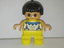 Lego Duplo figura - Gyerek (felsőteste és szája picit kopott)