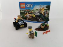 Lego City - Kvad Járőr 60065 (katalógussal)