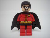 Lego Super Heroes Batman figura - Robin Black Cape (sh011)