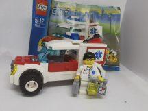 LEGO City - Orvosi Autó 7902