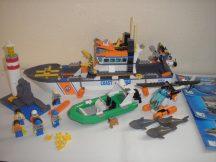 Lego City - A parti őrség járőre 60014