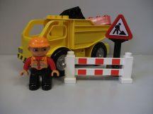 Lego Duplo - Dömper 4688 készletből
