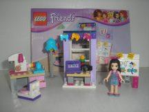Lego Friends - Emma kreatív műhelye 41115