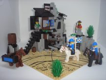 Lego System -  Bandit's Secret Hide-Out 6761 Western RITKASÁG