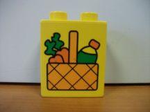 Lego Duplo képeskocka - kosár