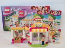 Lego Friends - Heartlake szupermarket 41118 (doboz+katalógus)