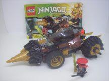 Lego Ninjago - Cole földfúrója 70502
