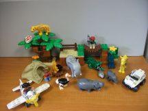 Lego Duplo Safari 6156 (dobozzal, katalógussal)