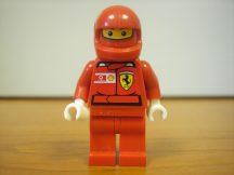 Lego Racers figura - Ferrari pilóta (rac025bs)