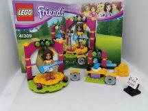 Lego Friends - Andre Zenés Duója 41309 (katalógussal)