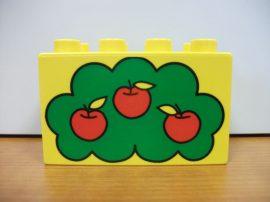 Lego Duplo képeskocka - alma