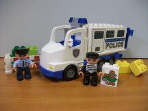 Lego Duplo - Rendőrségi rabszállító 5680