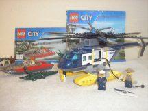 Lego City - Helikopteres üldözés 60067
