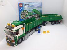 Lego City - Nehéz vontató 7998 (katalógussal) kicsi eltérés