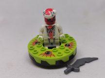 Lego Ninjago figura - Snappa (njo035) pörgentyűvel