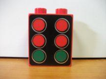 Lego Duplo képeskocka - jelzőlámpa