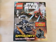 LEGO Star Wars - Építőkönyv: Építsd meg a 8 új LEGO modellt!Több mint 240 építőelemmel és 2 figurával