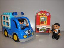 Lego Duplo - Rendőrjárőr 10809
