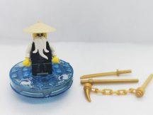 Lego Ninjago figura - Sensei Wu (njo026)