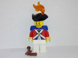 Lego Pirates figura - Imperial Soldier II (pi089)