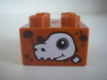 Lego Duplo képeskocka - dinoszaurusz