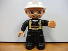 Lego Duplo ember - tűzoltó !