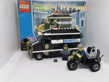 Lego City - Páncélkocsi akcióban 7033