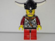 Lego Viking Figura - Viking Red Chess Pawn (vik034)