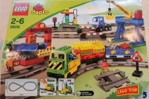 Lego Duplo - Luxus Vonatkészlet 5609 (dobozzal)