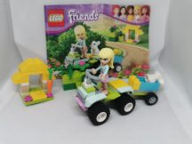 Lego Friends - Stephanie állatmentő küldetése 3935