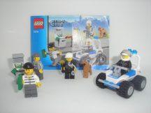 Lego City - Rendőrségi minifigura gyűjtemény 7279